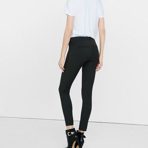 Mid ride stretch skinny dress pants